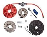 Rockford Fosgate RFK4X 4 AWG Complete Amplifier Install Kit