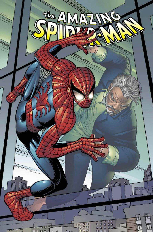 Spider Man Revelations
