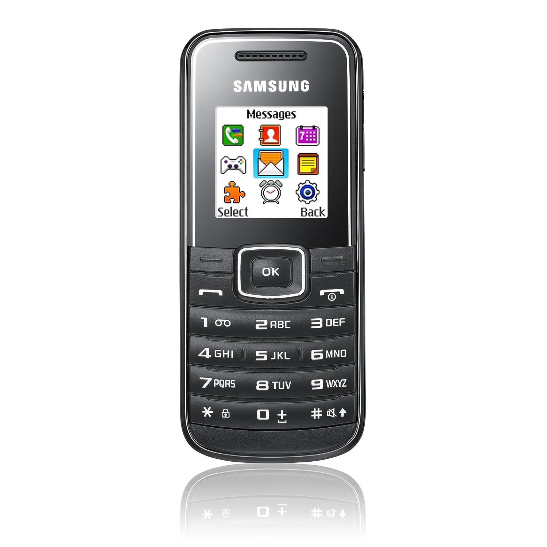 T�l�phone GSM SAMSUNG E1050 NOIR