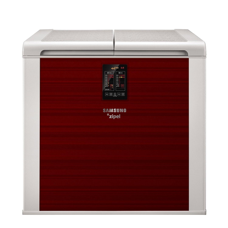 Samsung Zipel Kimchi Refrigerator 181L (6.35 cu.ft) Nobles Wine/ ZT181PRTBPF