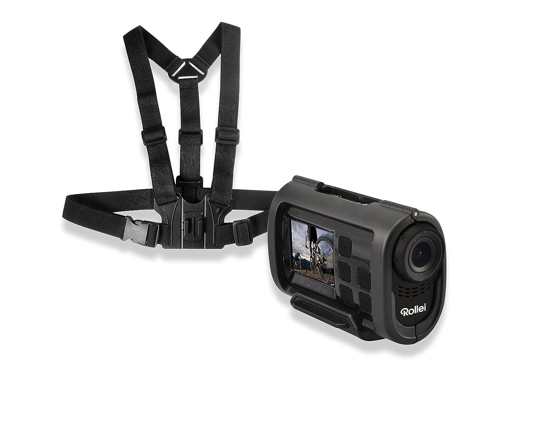 Rollei S-30 WiFi Plus Actioncam und Helmkamera