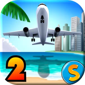 City Island: Airport 2 by Sparkling Society