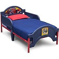 Delta Children Spider Man Convertible Plastic Toddler Bed