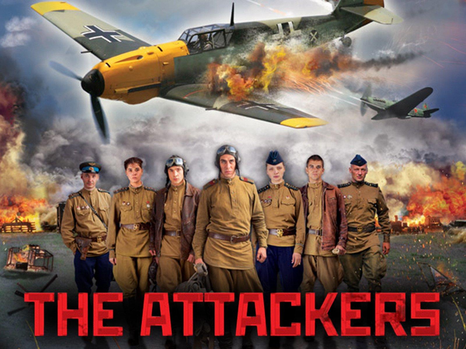 The Attackers - Season 1