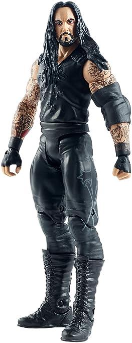 WWE – Summer Slam – Undertaker – Figurine Articulée 15 cm