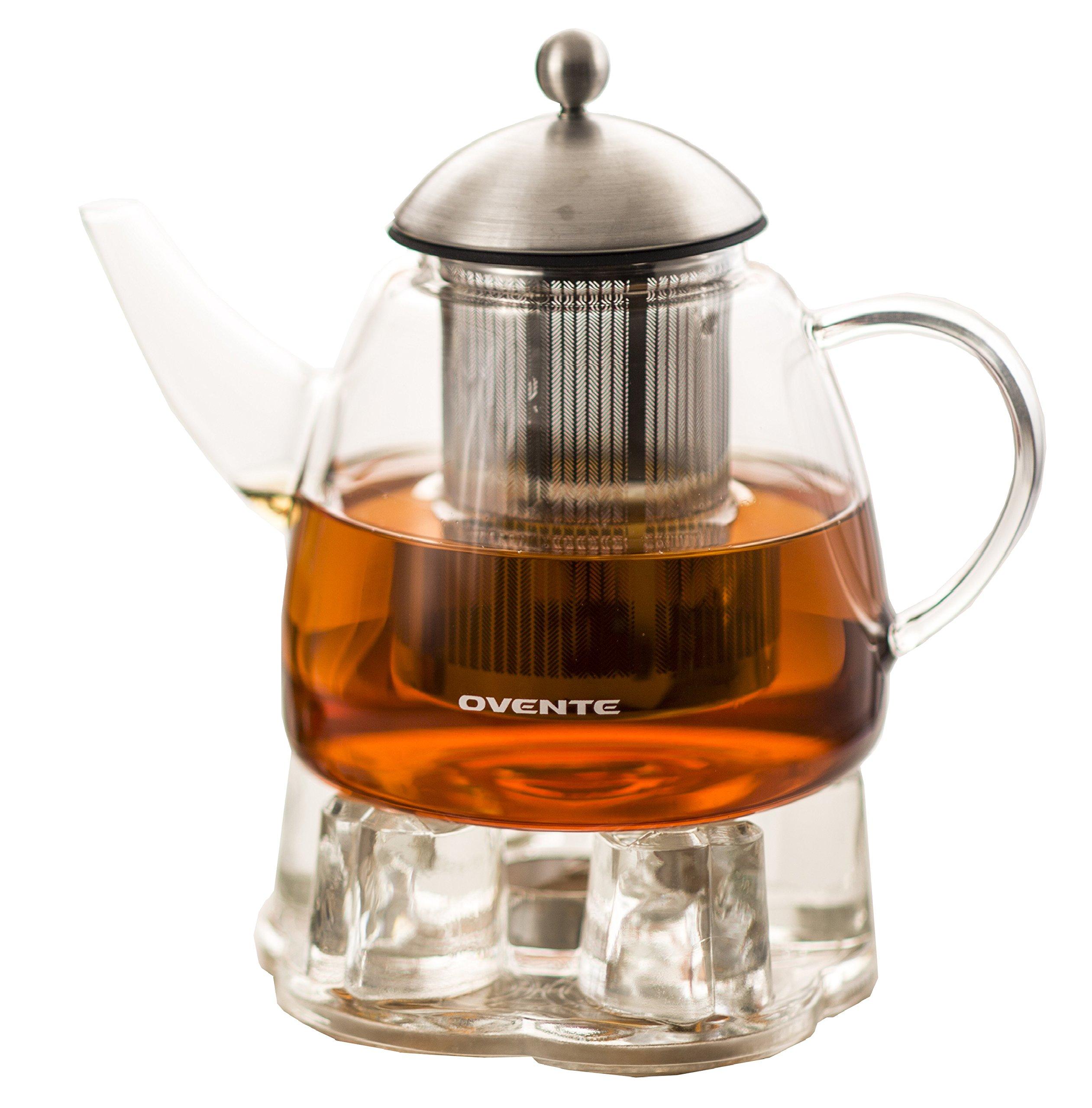 Tea glass infuser