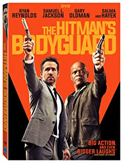 Book Cover: Hitman's Bodyguard