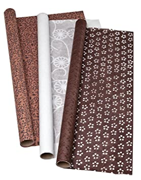 vbs assortiment de papier papier design flower nature fournitures fournitures de. Black Bedroom Furniture Sets. Home Design Ideas