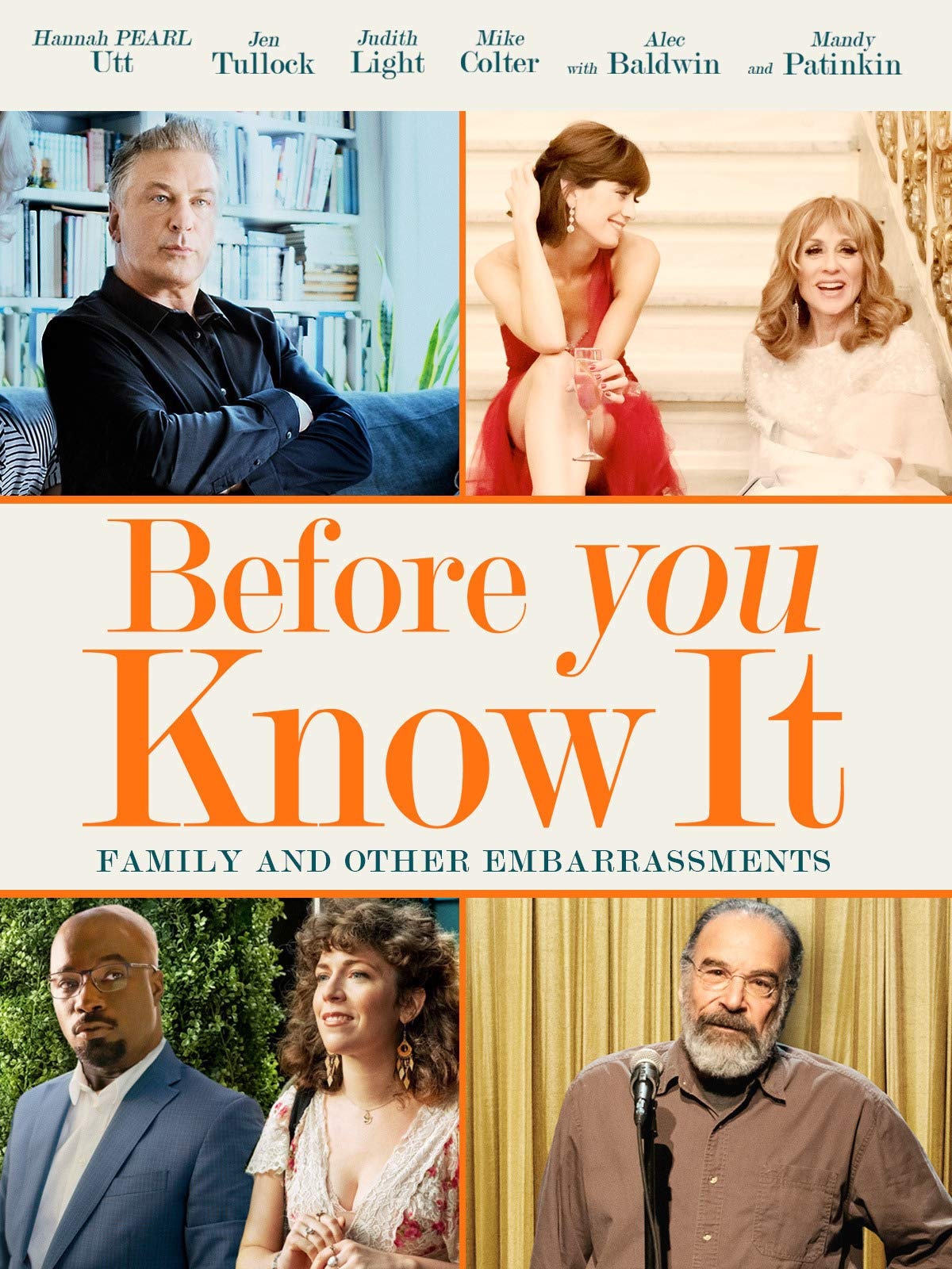 Before You Know It on Amazon Prime Video UK