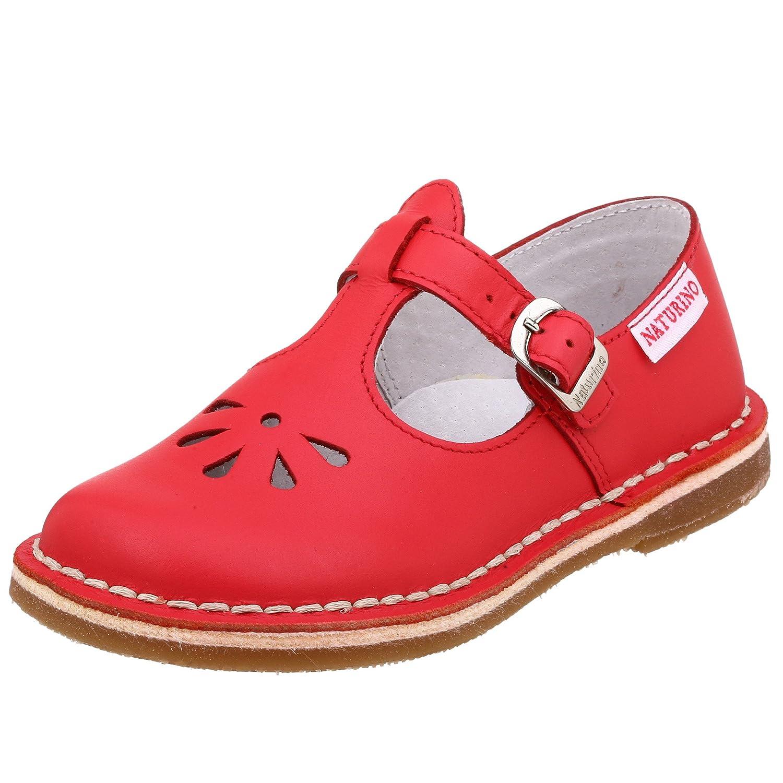 Naturino Toddler Little Paris Strap Shoe Red