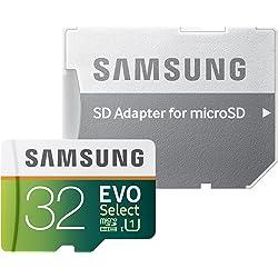 Samsung EVO MB-ME32DA 32GB UHS-I / Class 10 533x MicroSDHC Memory Card