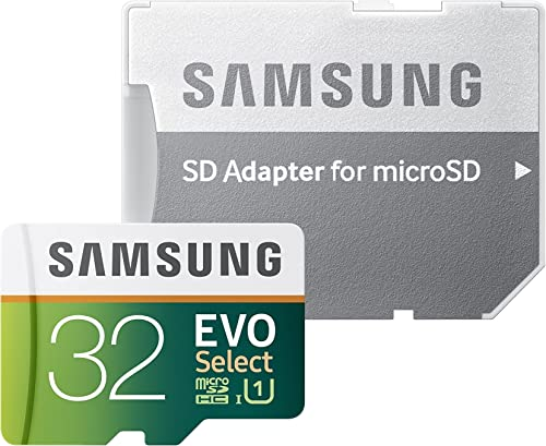 Samsung EVO MB-ME32DA 32GB MicroSDHC Card