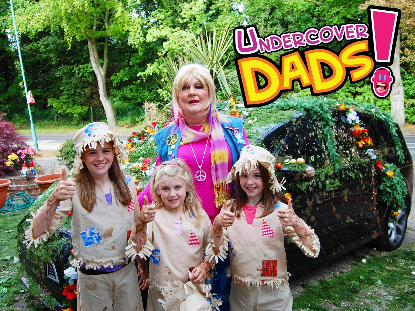Undercover Dads - Season 1