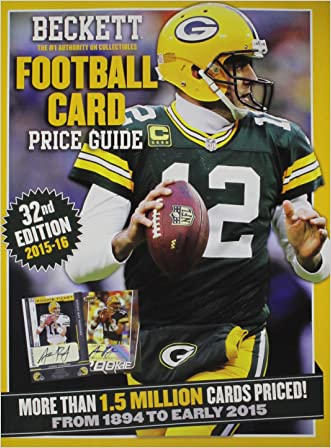 Beckett Football Card Price Guide No. 32