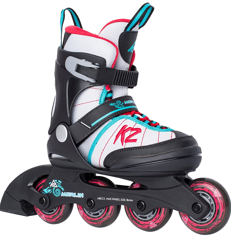Inline Skates k2 k2 Merlin Girls Inliner Skater