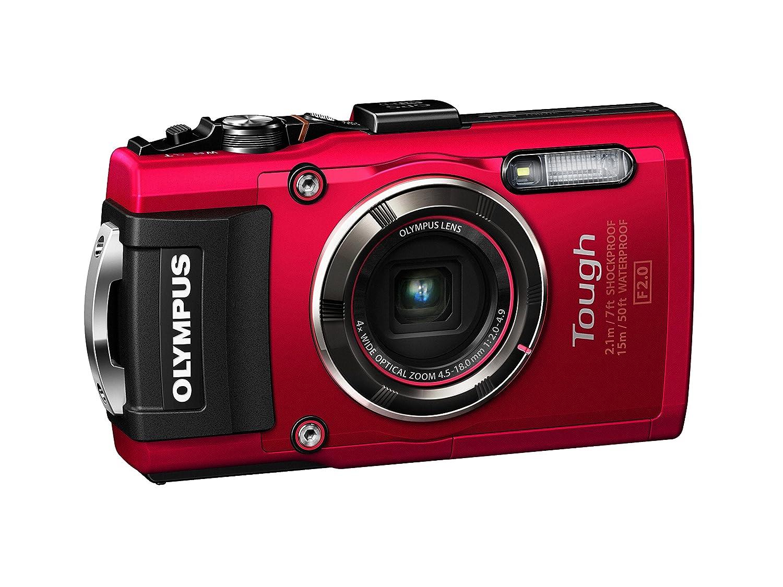OLYMPUS デジタルカメラ STYLUS TG-4