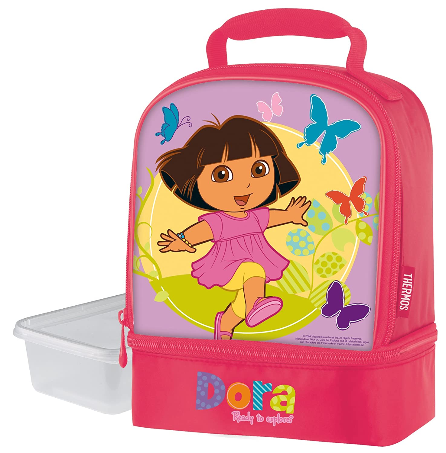 Dora The Explorer Lunch Box - Thermos