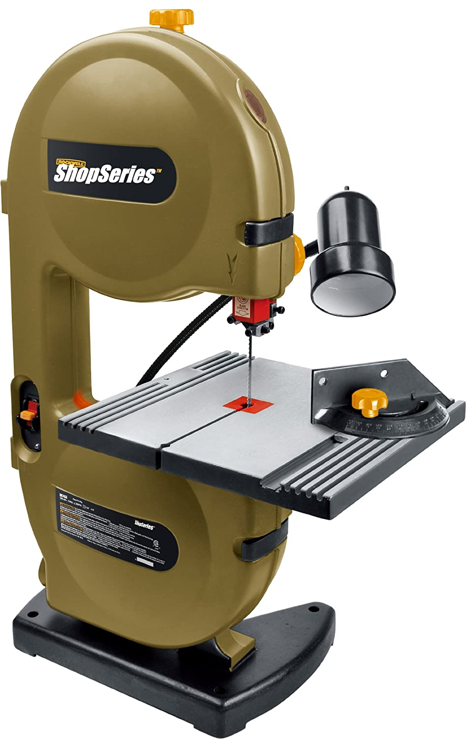 Rockwell RK7453 Shop Series 9-Inch Band Saw Reviews
