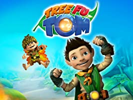 Tree Fu Tom, Volume 4