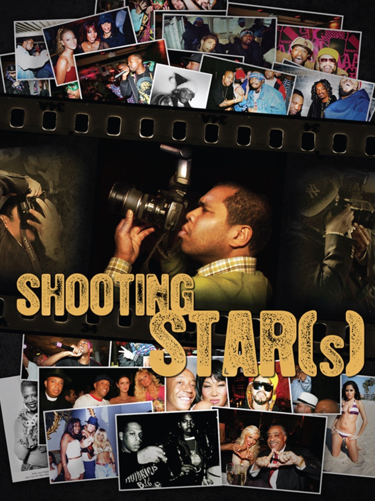 Shooting Star(s) on Amazon Prime Instant Video UK