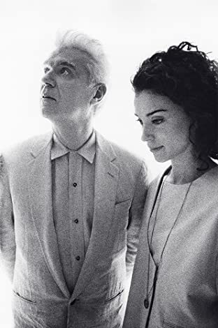 Image of David Byrne & St.vincent
