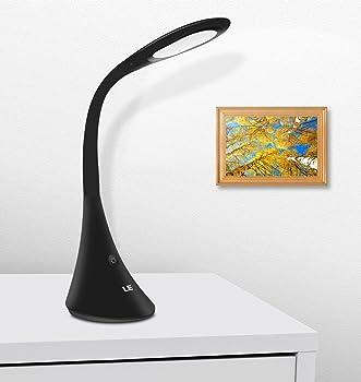 Lighting EVER LE Dimmable LED Desk Lamp