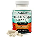 Blood Sugar Support Supplement – 20 Herbs & Multi-vitamin for Blood Sugar Control with Alpha Lipoic Acid, Cinnamon & Licorice Root - 60 Pills