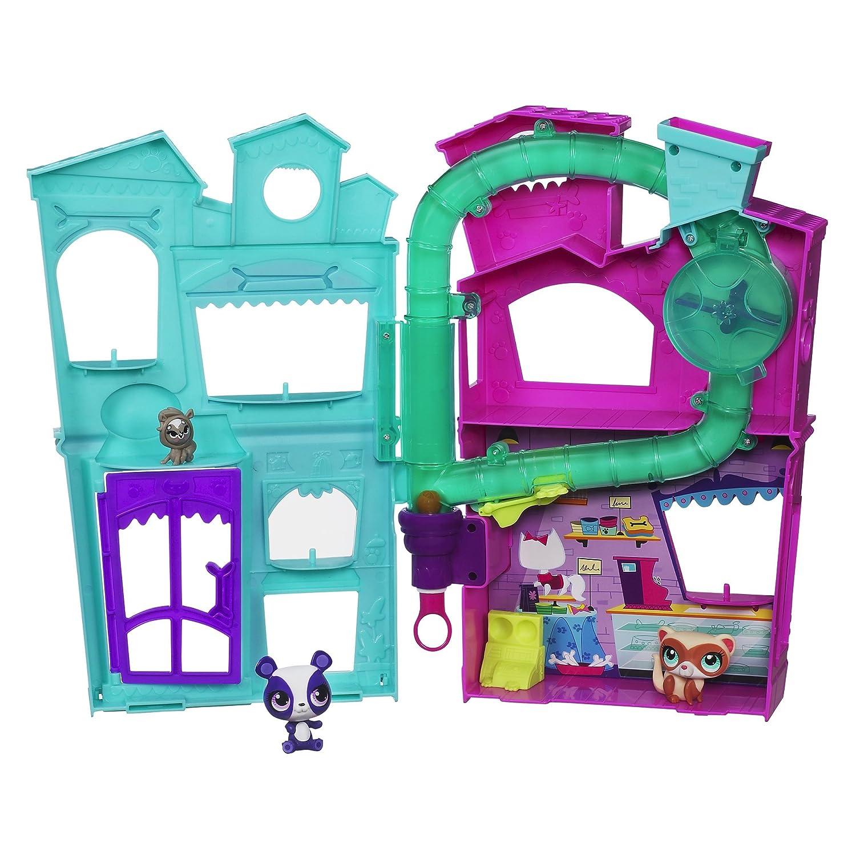 Littlest Pet Shop Doll Playset