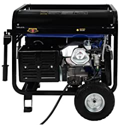 DuroMax XP10000EH Dual Fuel Hybrid Portable Generator Review