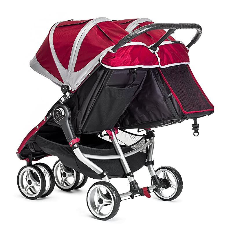 Baby Jogger City Mini Double Stroller Review - Double Umbrella Stroller Guide
