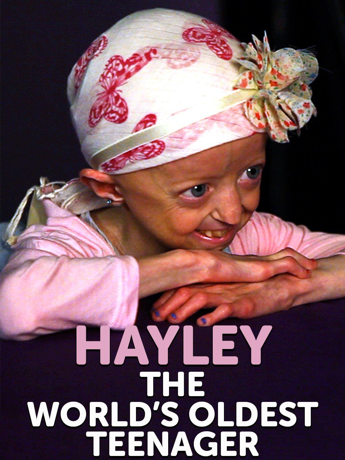 Hayley on Amazon Prime Instant Video UK