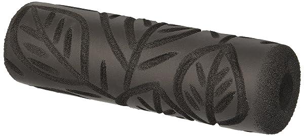 Kraft Tool DW186 Decorative Texture Roller, Palm Leaf (Color: Palm Leaf)