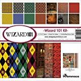 Reminisce Wizard 101 Collection Kit