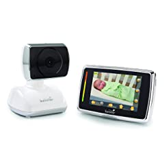 Summer Infant Touchscreen Digital Color Video Baby Monitor