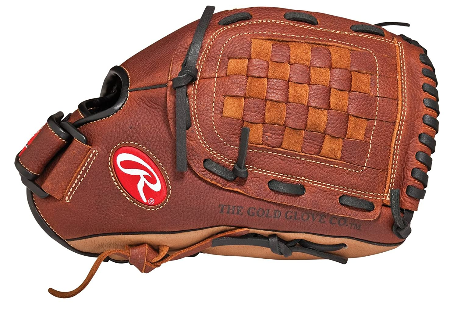 Rawlings Renegade Series 12.5-inch Baseball/Softball Youth Glove, Right-Hand Throw