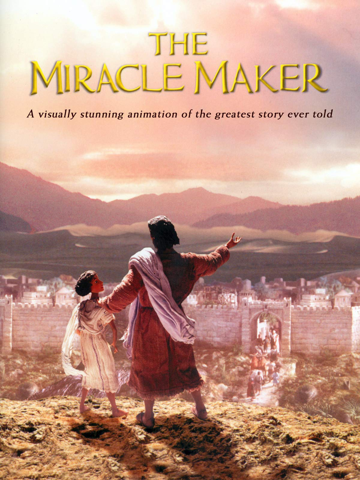 The Miracle Maker on Amazon Prime Video UK