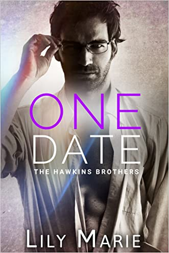 One Date (The Hawkins Brothers: Marcus Book 1)