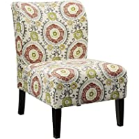 Signature Design by Ashley Honnally Accent Chair (Floral)
