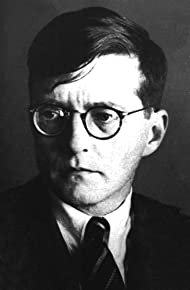 Image of Dmitri Dmitrievich Shostakovich