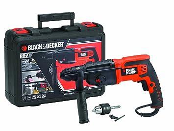 Black   Decker KD750KC Perforateur pneumatique 750 W  Guide! - kjfhjhfjhfjd 6600e90a7942