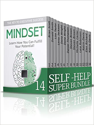 Self -Help Super Bundle: Learn How To Reach Unlimited Success In Career, Relationships, and Life (Body Language, Communication, Self Esteem)