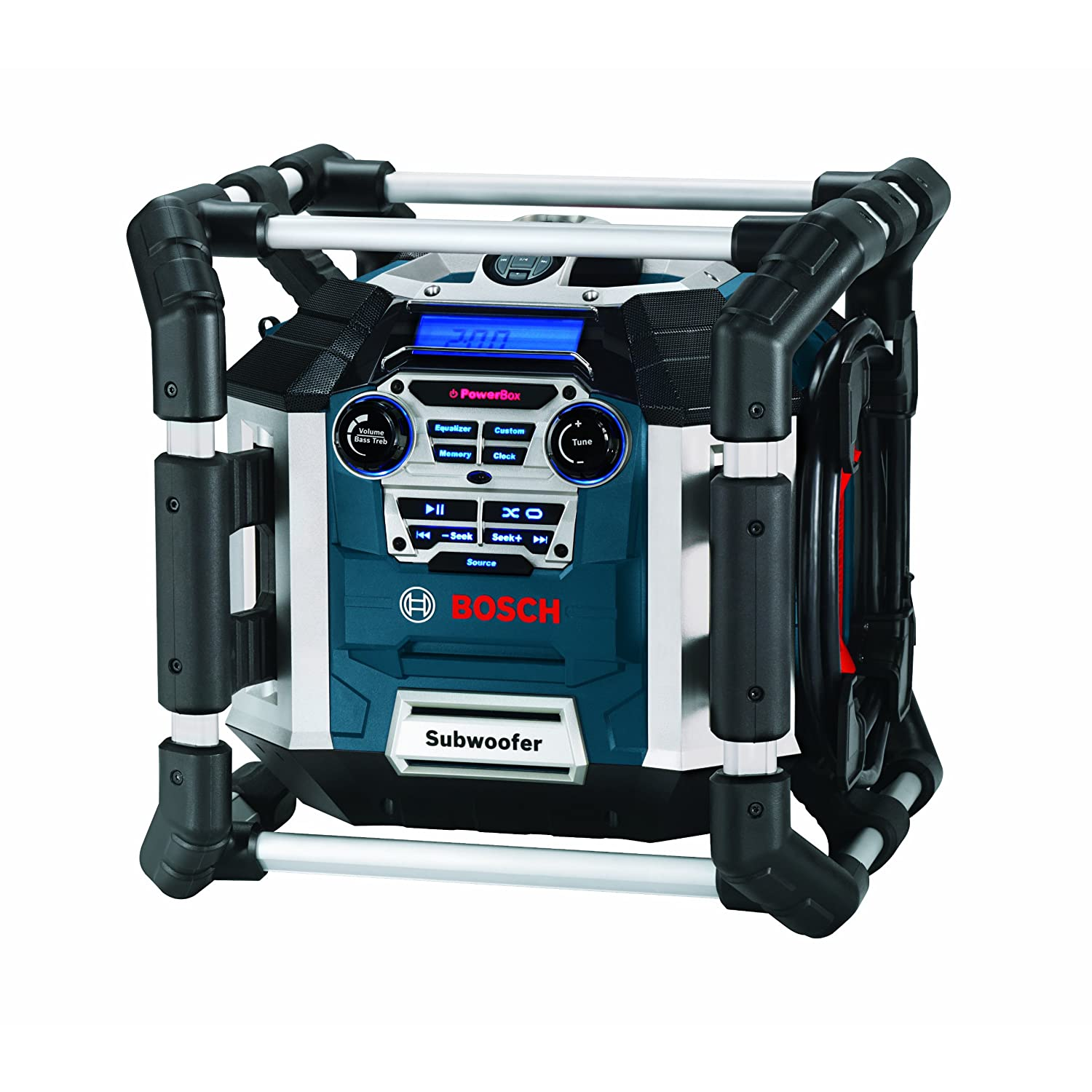 Bosch PB360D Jobsite Radio Review