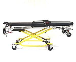 Weight Capacity 350 lbs. Professional X-Frame Ambulance Stretcher MS3C-400X
