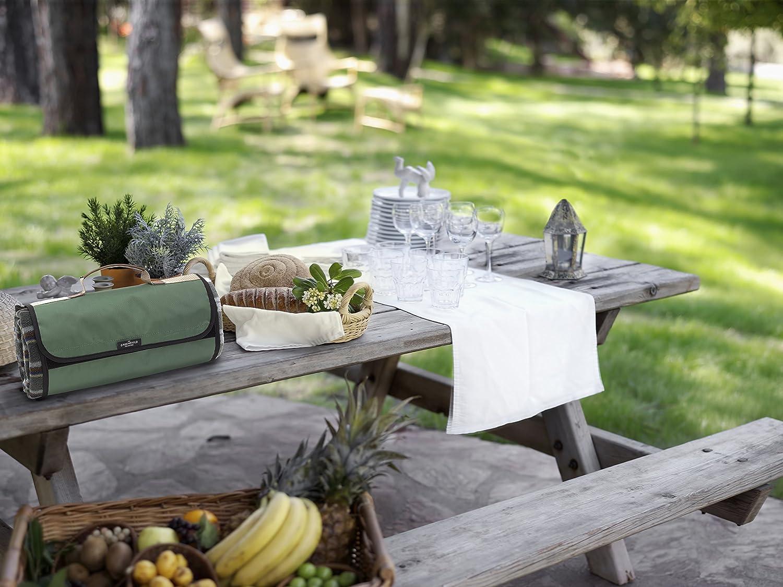 Picknickdecke von Greenfield praktisch verstaut