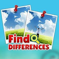 Finden Sie den Unterschied