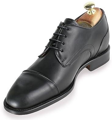 Scarpe uomo che permettono di aumentare la statura fino a 7 cm. Modello  Birmingham  Scarpe e borse       - turyughjfyf efe5bd4837a