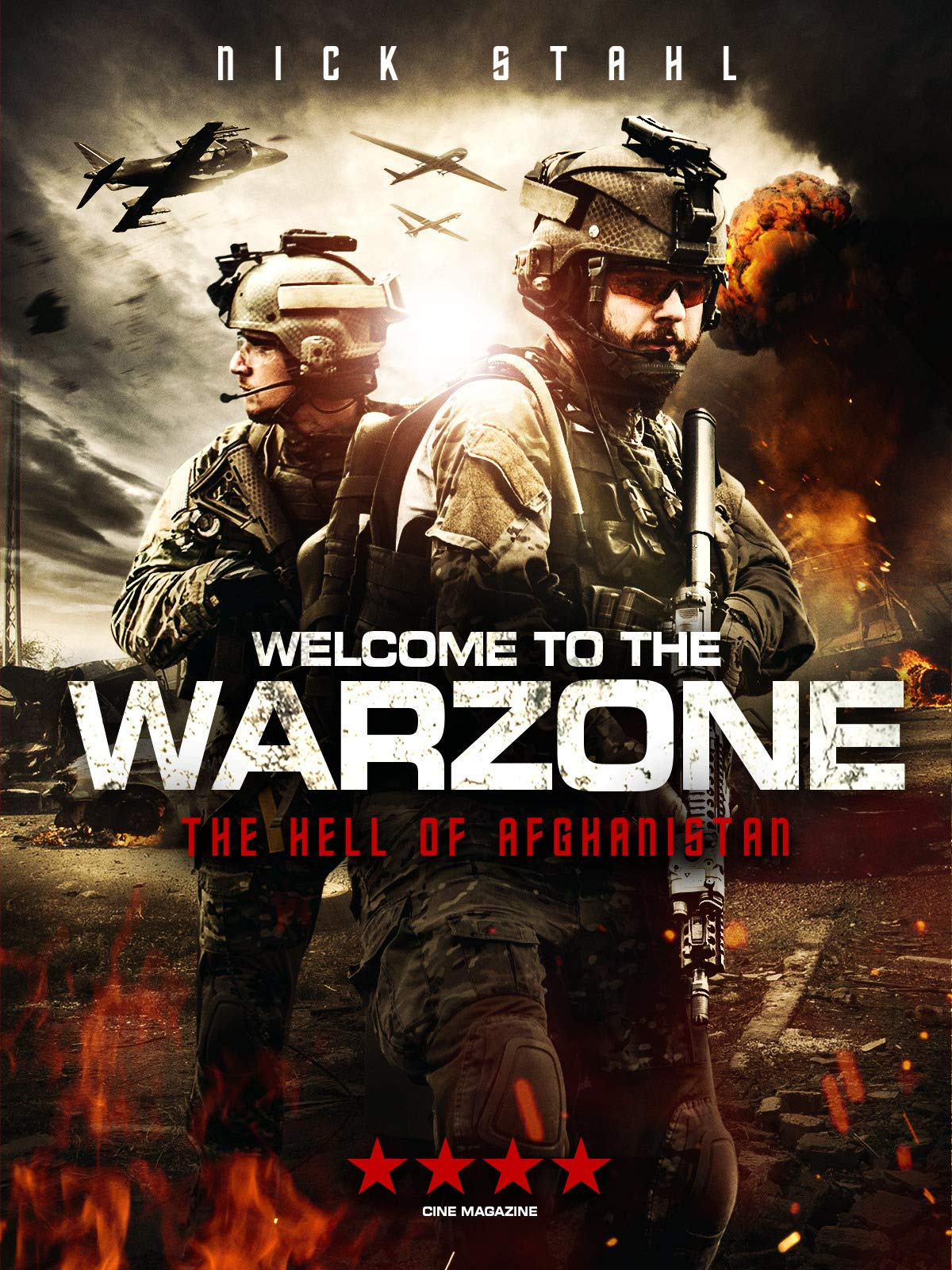 Welcome to the Warzone on Amazon Prime Instant Video UK