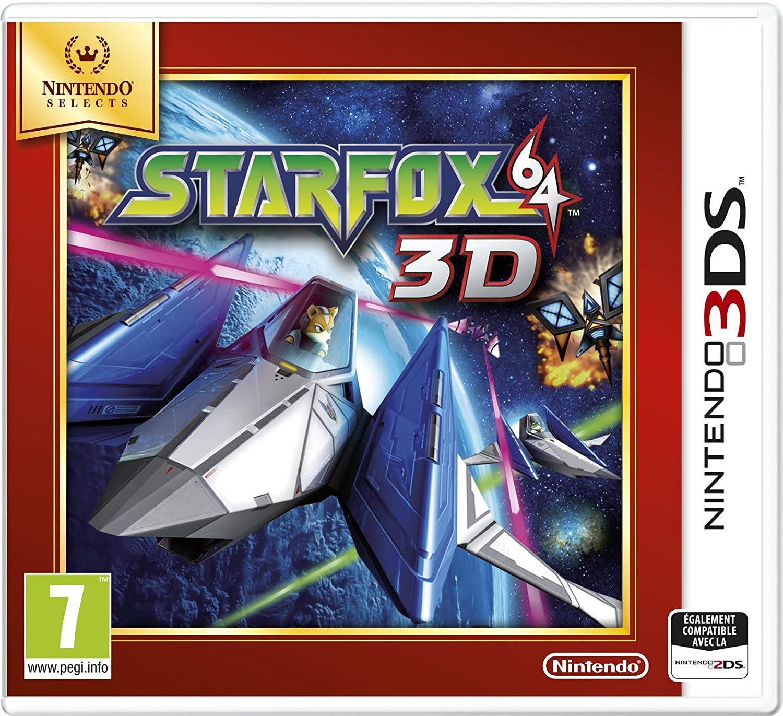 image Star Fox 64 3D