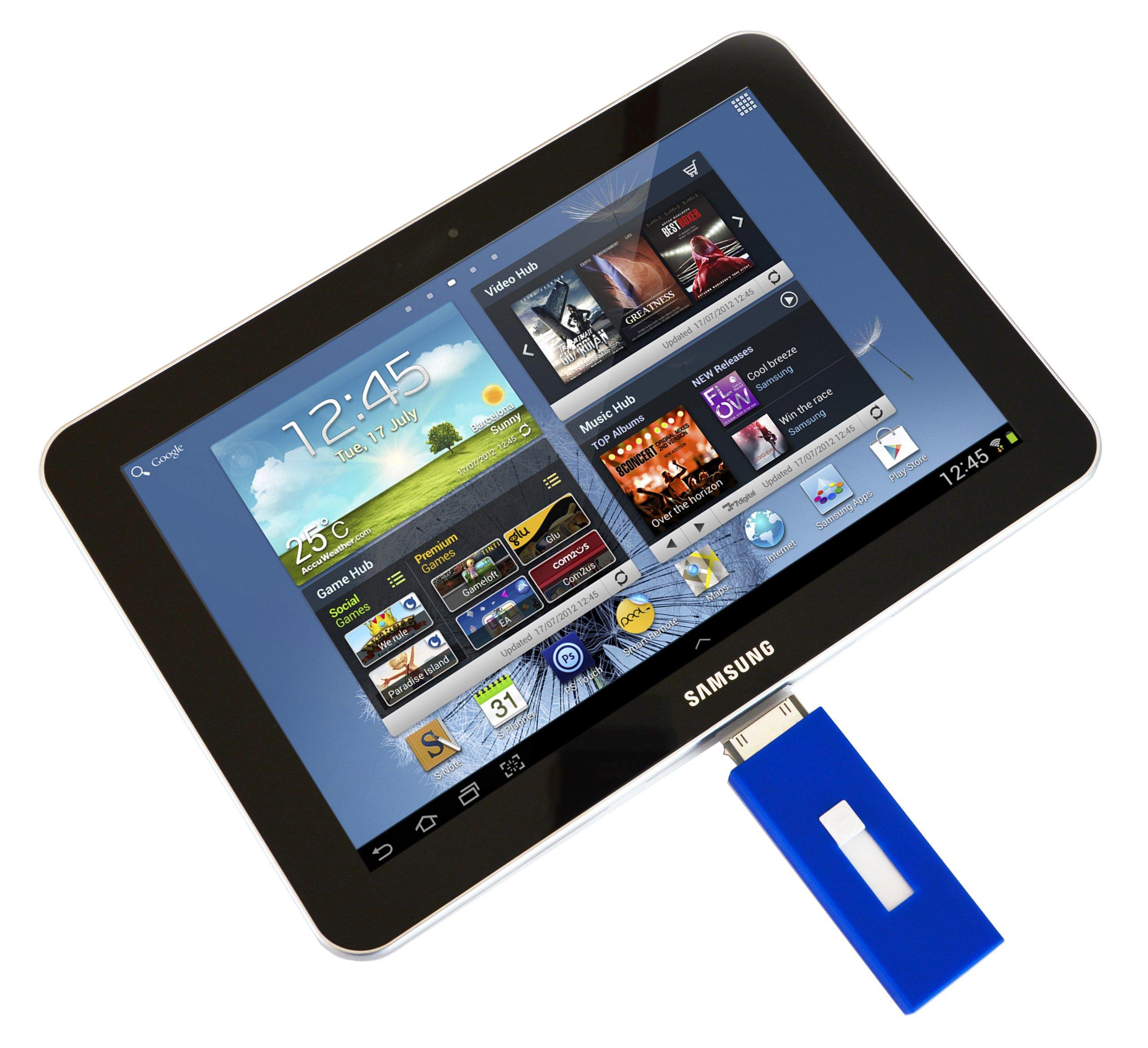Chiavetta usb 16gb per tablet per samsung galaxy tab 1 for Tablet samsung con porta usb