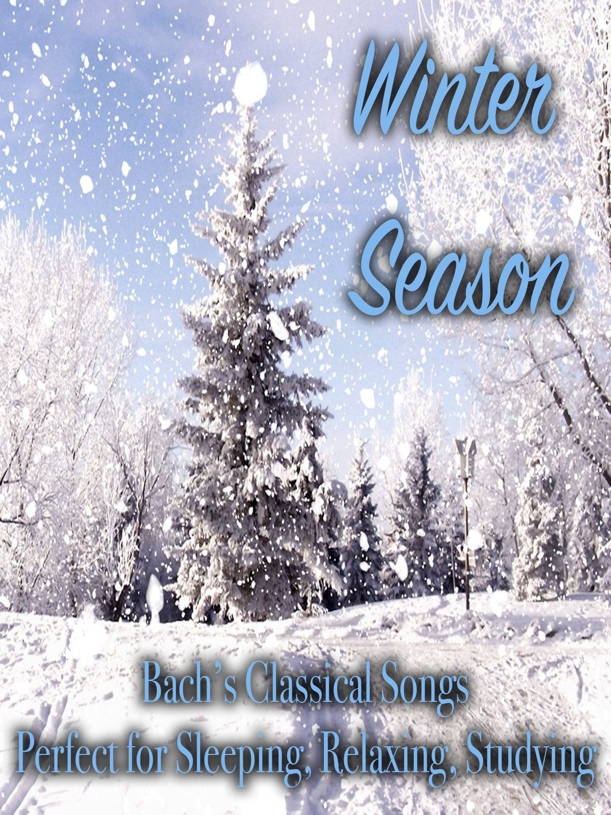 Winter Season Bach's Classical Songs Perfect for Sleeping, Relaxing, and Studying on Amazon Prime Instant Video UK
